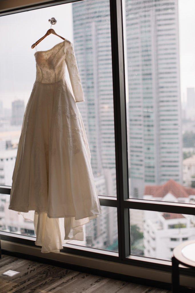 Bangkok Marriott Marquis Wedding_2
