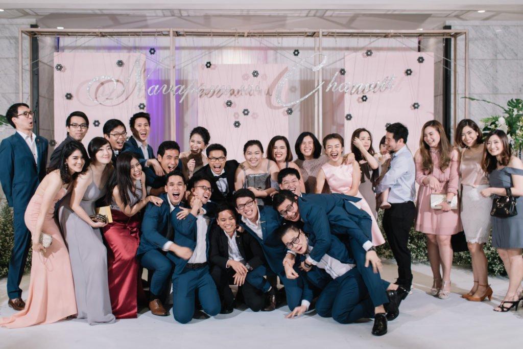 Bangkok Marriott Marquis Wedding_42