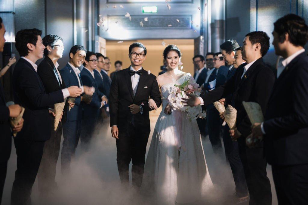 Bangkok Marriott Marquis Wedding_65