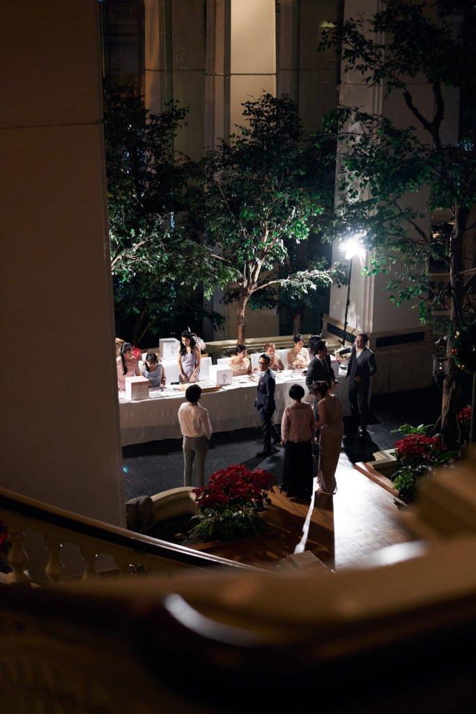 Grand Hyatt Erawan Wedding MayPong_74