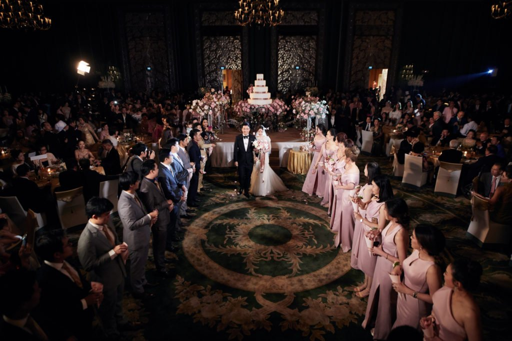 Grand Hyatt Erawan Wedding MayPong_92