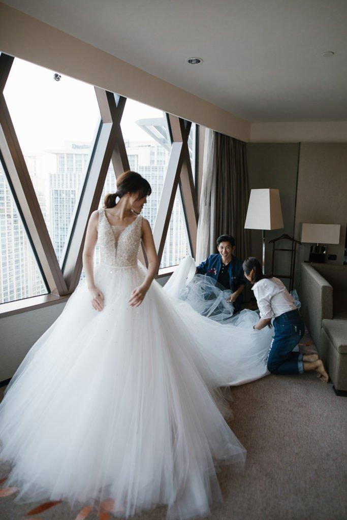 Okura Pretige Bangkok Wedding_13