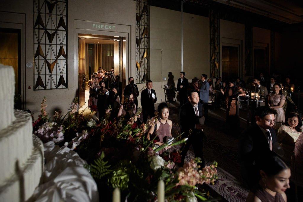 Siam Kempinski Bangkok Wedding FonNut_103