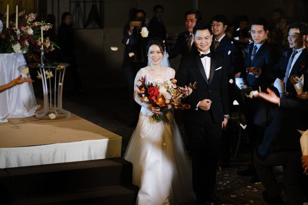 Siam Kempinski Bangkok Wedding FonNut_105