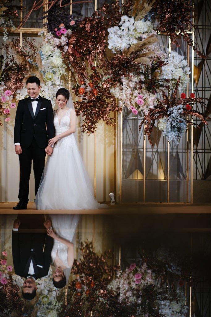 Siam Kempinski Bangkok Wedding FonNut_116
