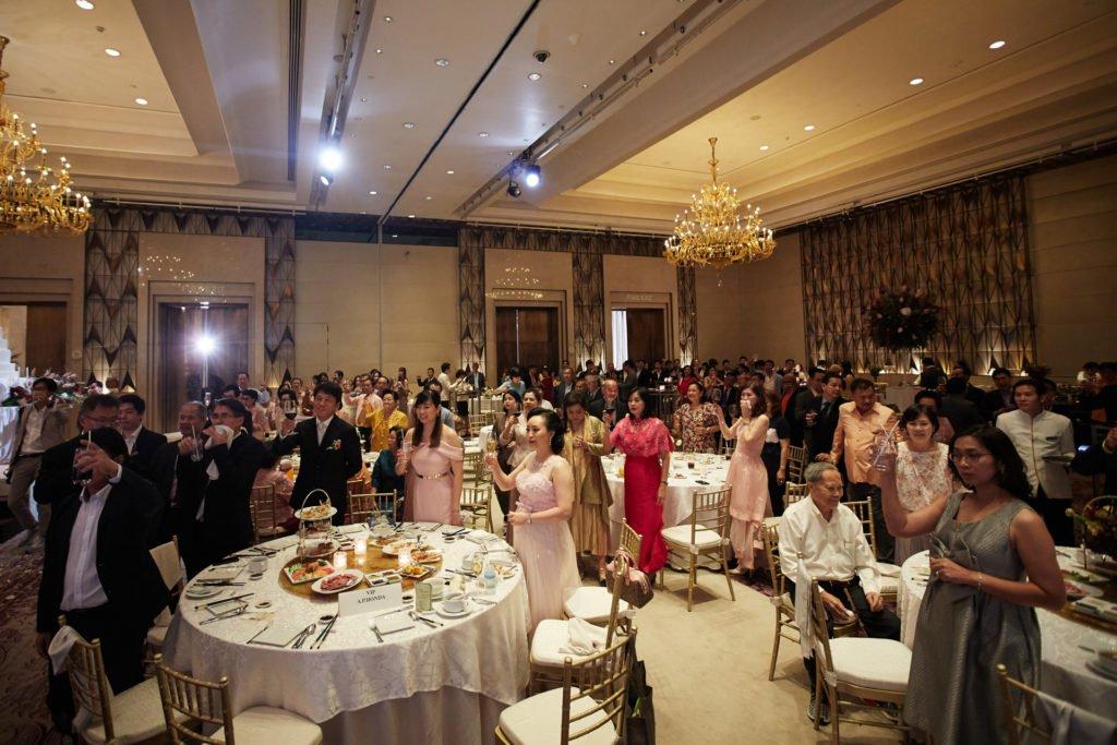 Siam Kempinski Bangkok Wedding FonNut_117