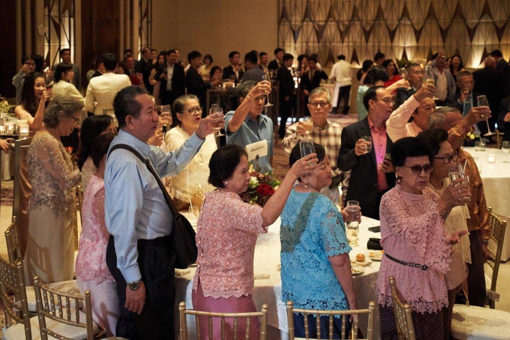 Siam Kempinski Bangkok Wedding FonNut_118