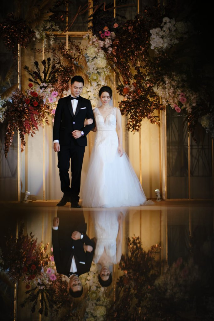 Siam Kempinski Bangkok Wedding FonNut_128