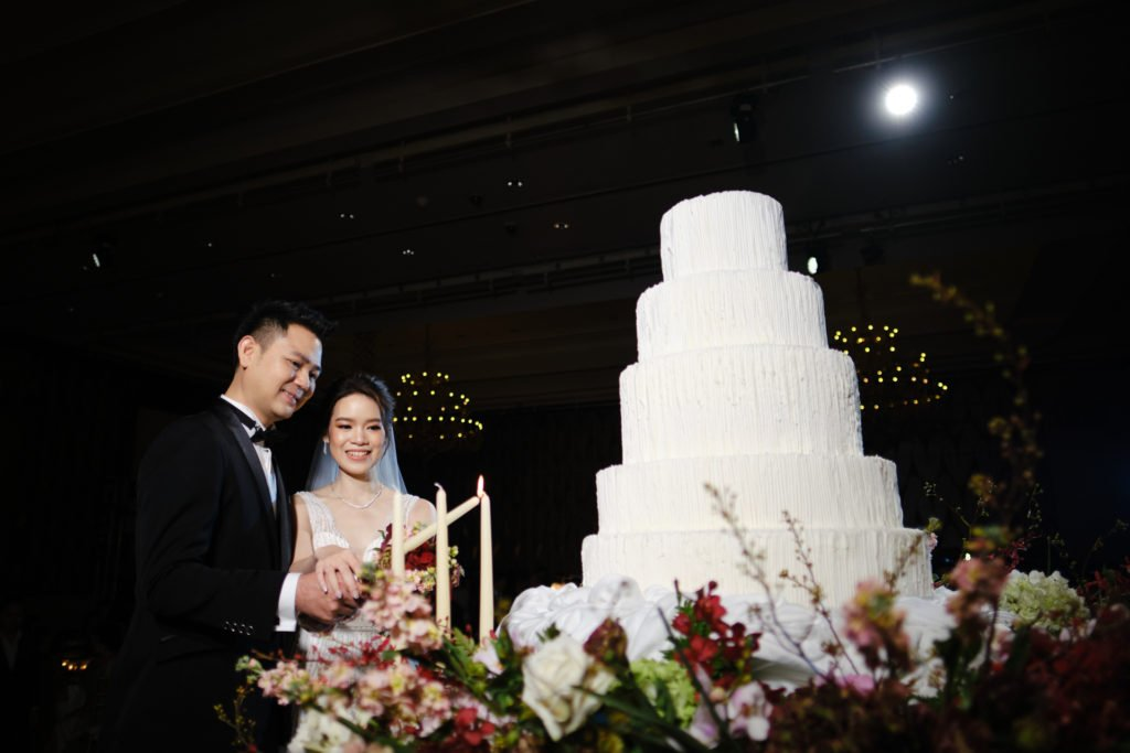 Siam Kempinski Bangkok Wedding FonNut_130