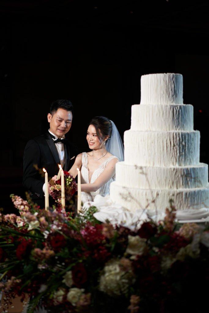 Siam Kempinski Bangkok Wedding FonNut_131