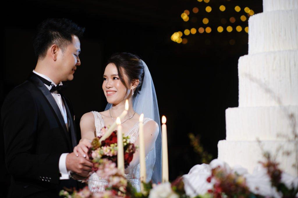 Siam Kempinski Bangkok Wedding FonNut_133