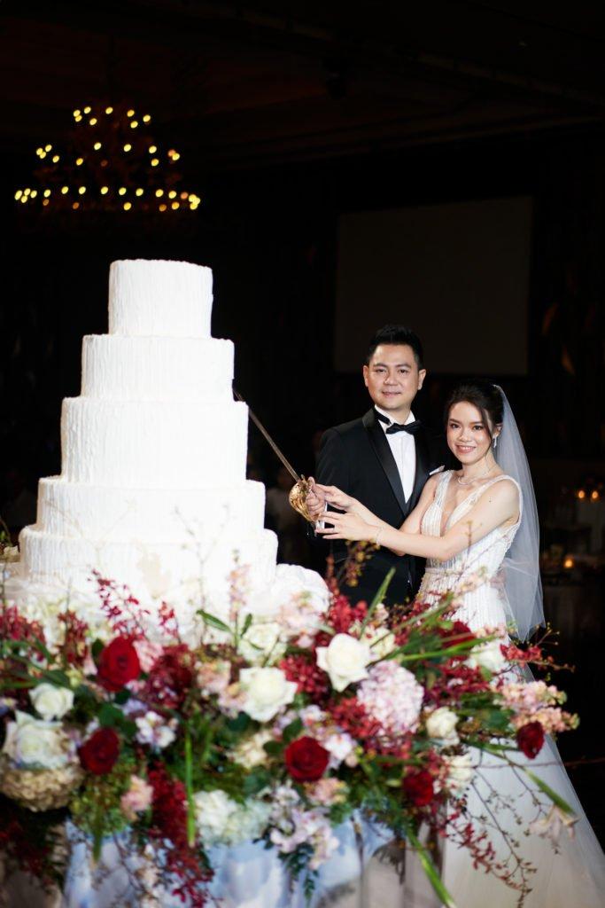 Siam Kempinski Bangkok Wedding FonNut_134