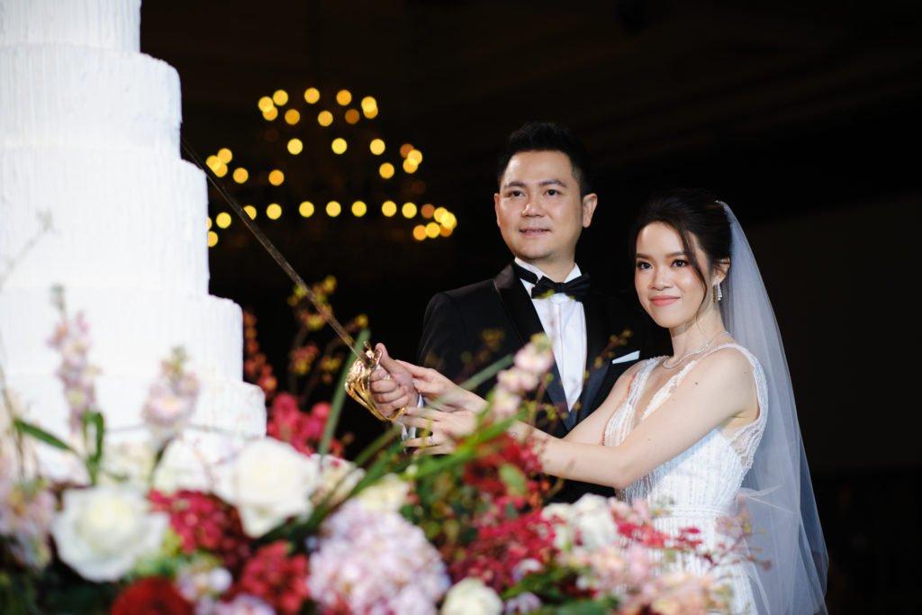 Siam Kempinski Bangkok Wedding FonNut_135