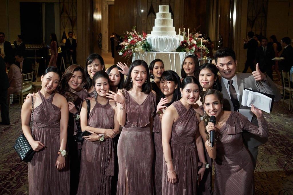 Siam Kempinski Bangkok Wedding FonNut_153