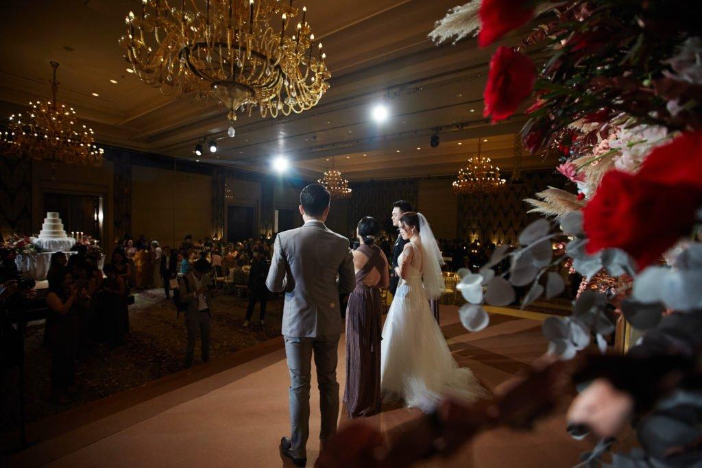 Siam Kempinski Bangkok Wedding FonNut_161