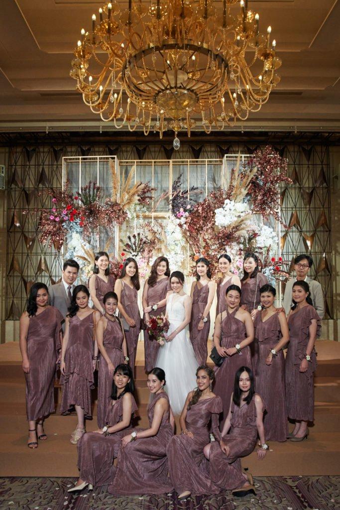 Siam Kempinski Bangkok Wedding FonNut_167