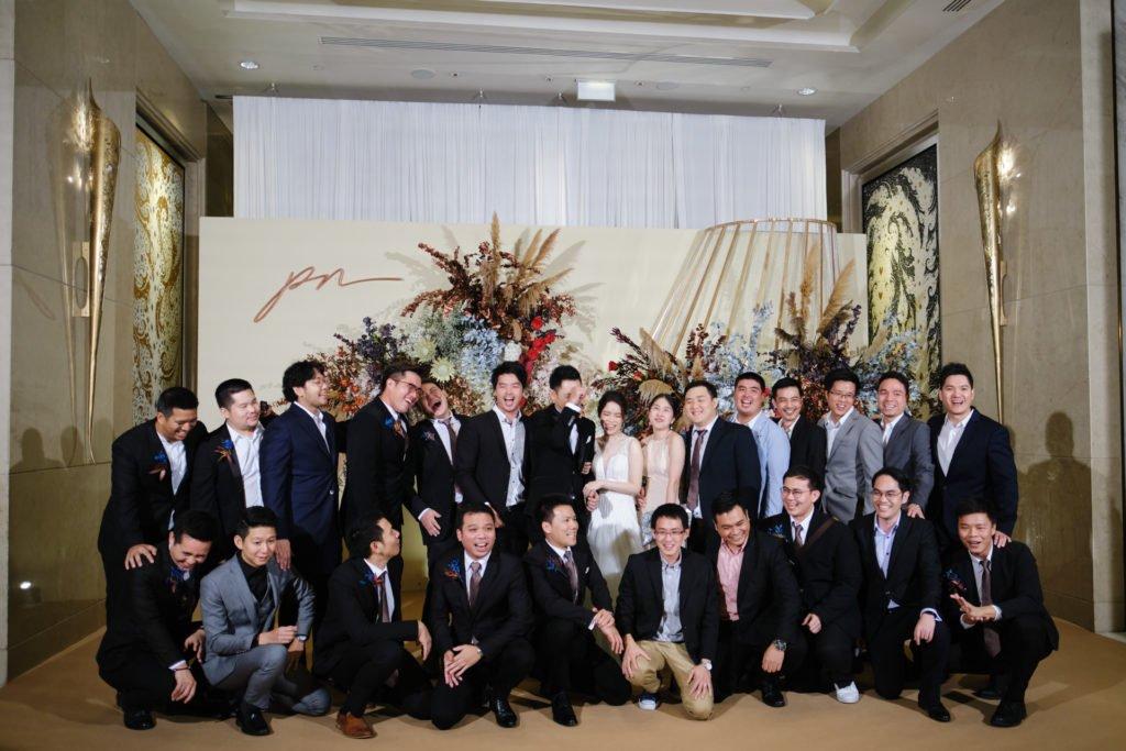 Siam Kempinski Bangkok Wedding FonNut_170