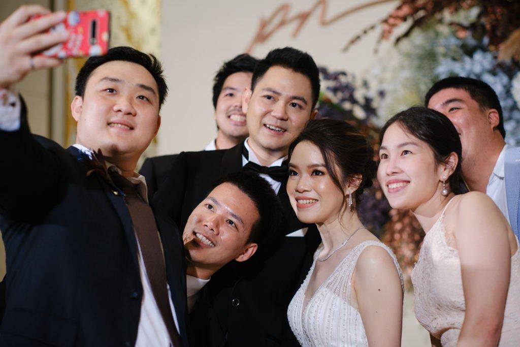 Siam Kempinski Bangkok Wedding FonNut_171