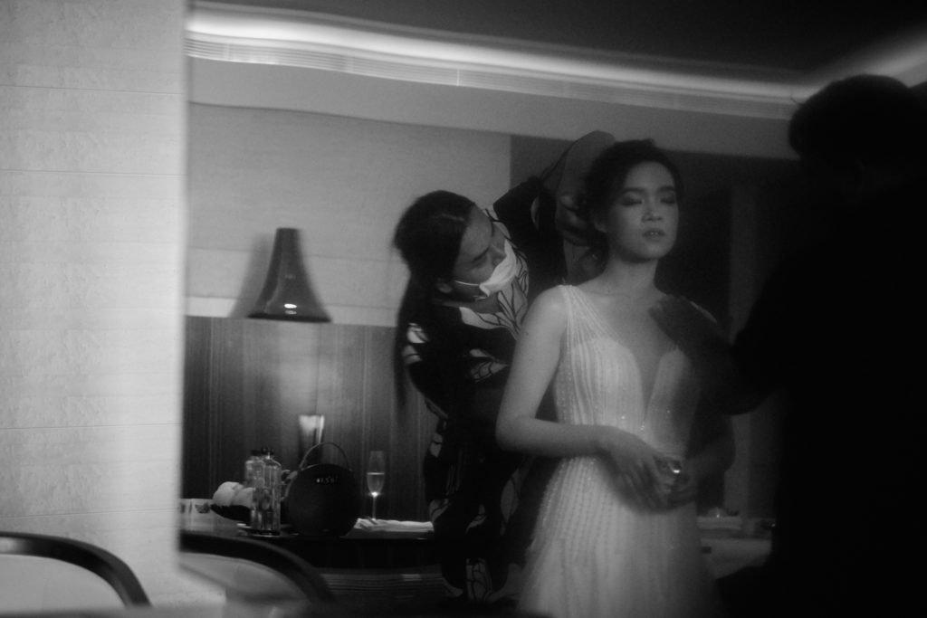Siam Kempinski Bangkok Wedding FonNut_24