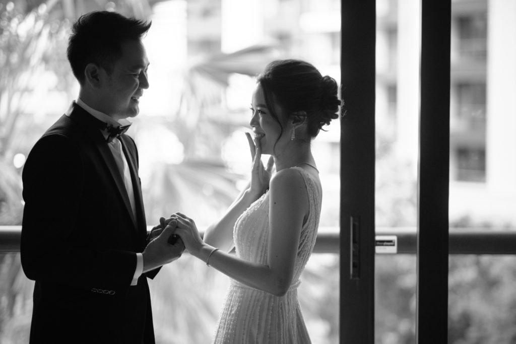 Siam Kempinski Bangkok Wedding FonNut_36