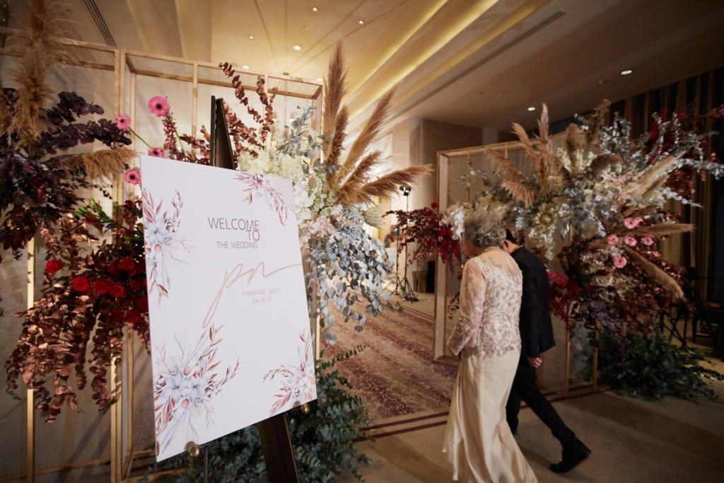 Siam Kempinski Bangkok Wedding FonNut_41