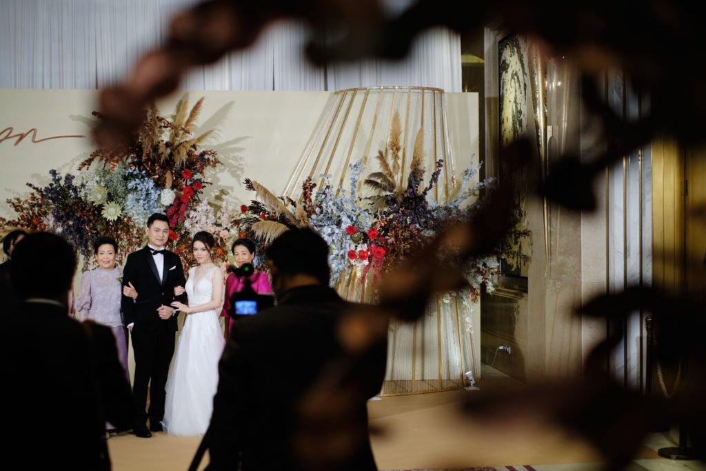 Siam Kempinski Bangkok Wedding FonNut_49