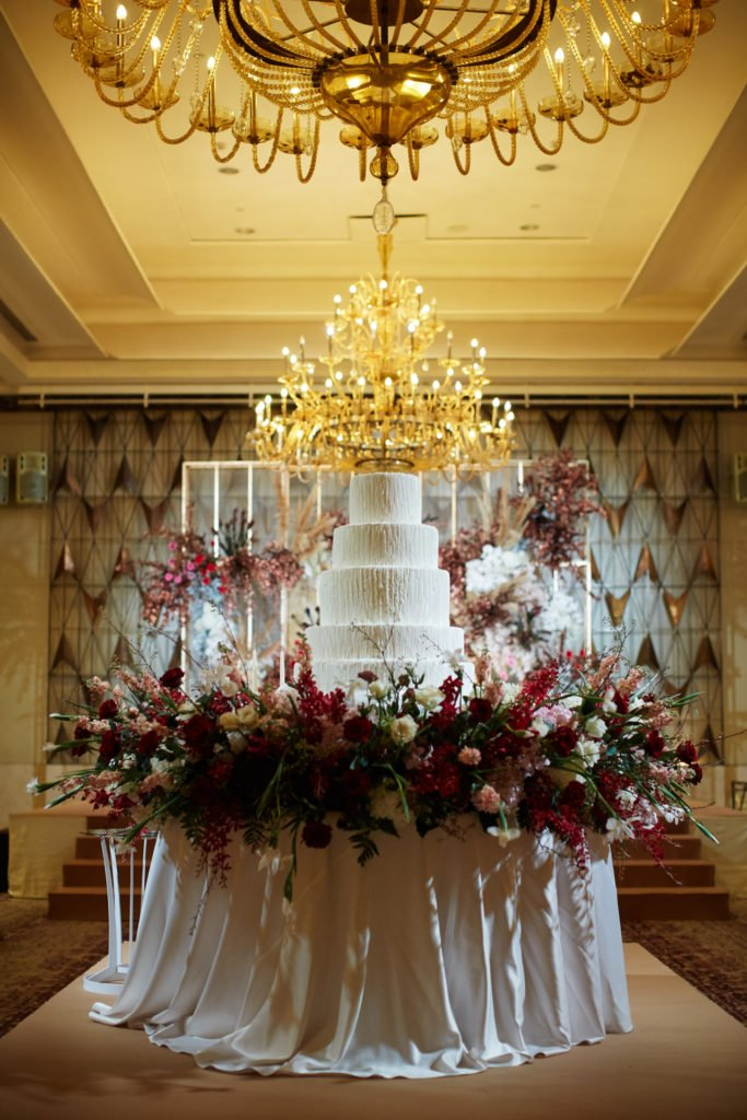 Siam Kempinski Bangkok Wedding FonNut_50