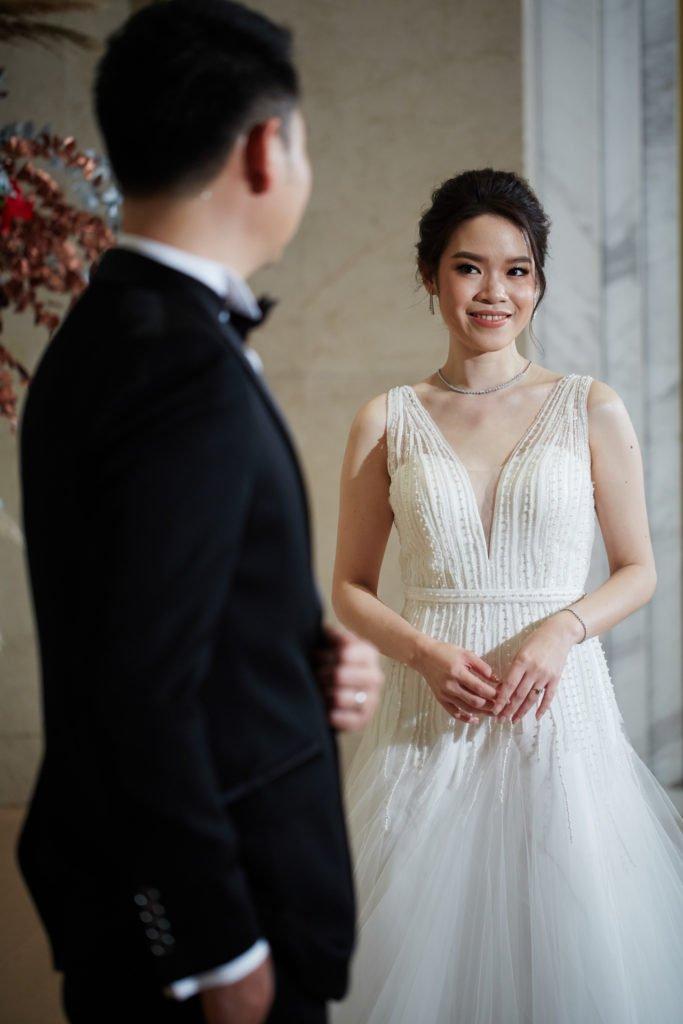 Siam Kempinski Bangkok Wedding FonNut_51