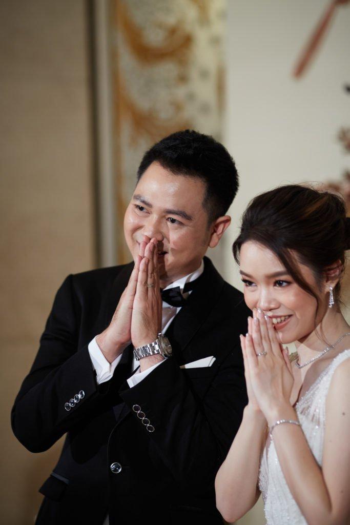 Siam Kempinski Bangkok Wedding FonNut_54