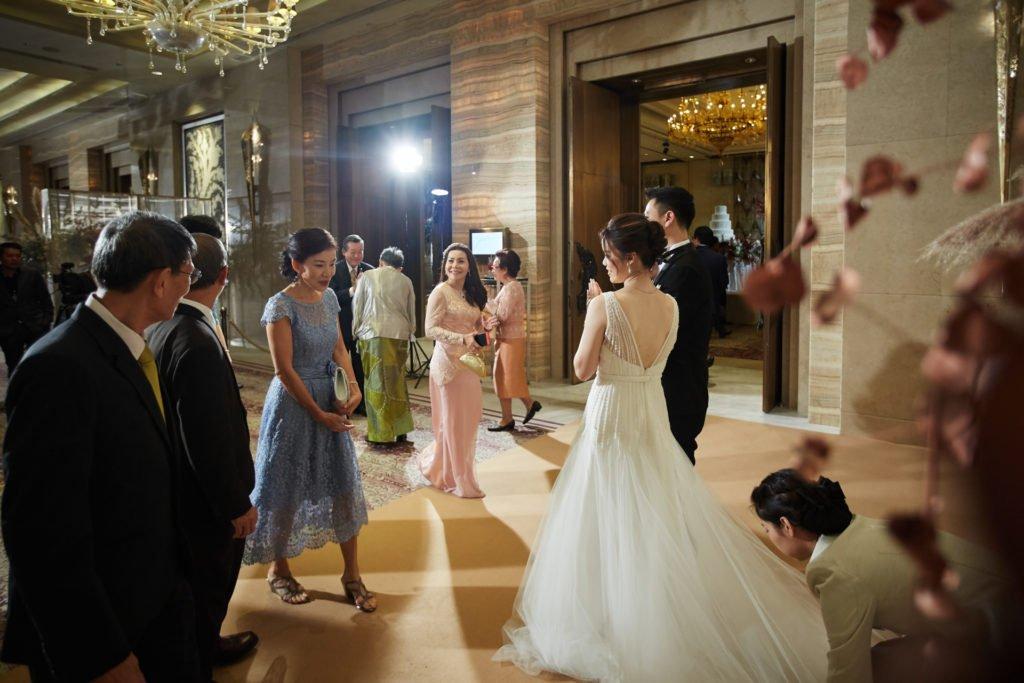 Siam Kempinski Bangkok Wedding FonNut_55