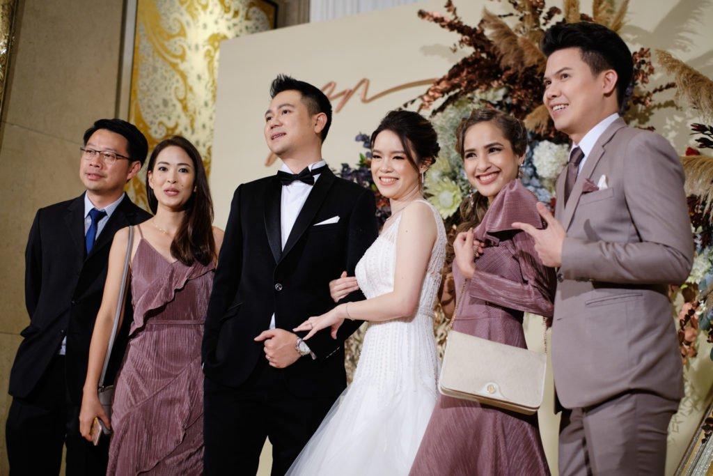 Siam Kempinski Bangkok Wedding FonNut_59