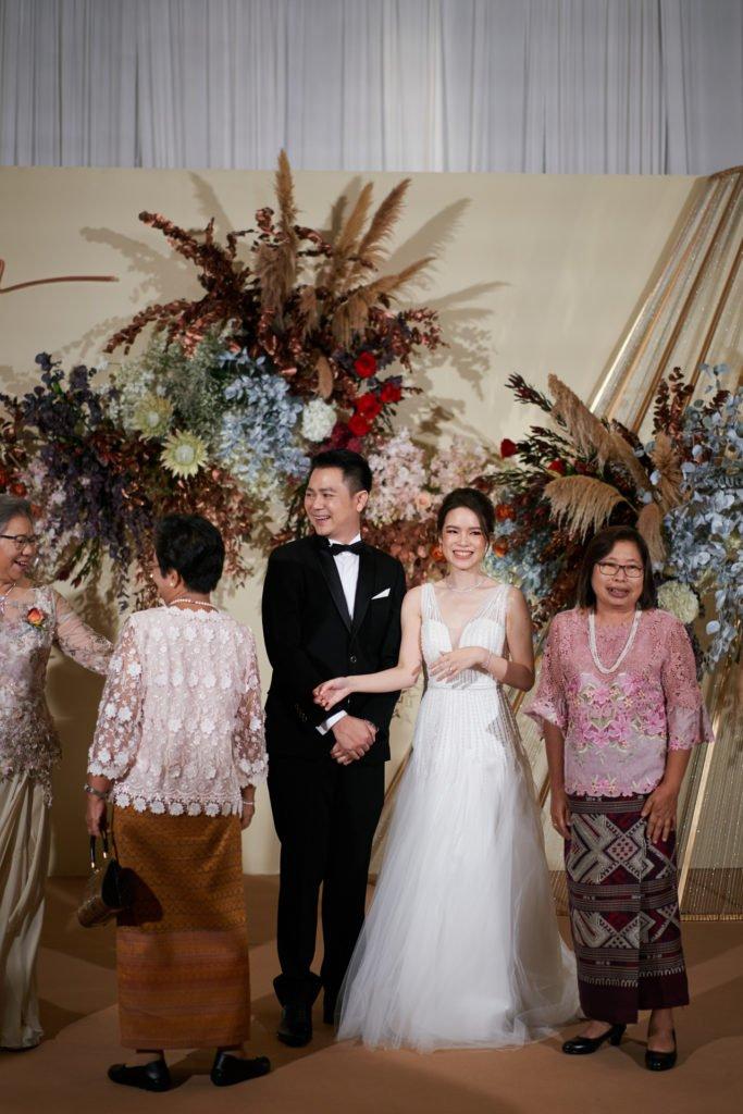 Siam Kempinski Bangkok Wedding FonNut_61