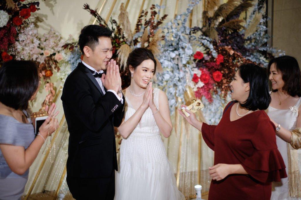 Siam Kempinski Bangkok Wedding FonNut_82