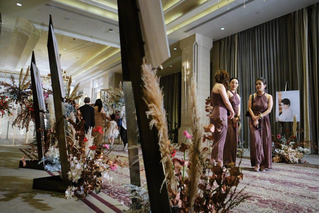 Siam Kempinski Bangkok Wedding FonNut_86