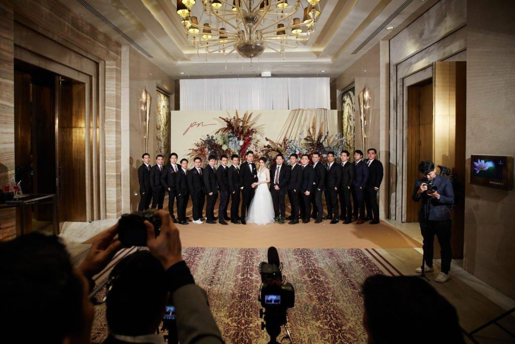 Siam Kempinski Bangkok Wedding FonNut_90