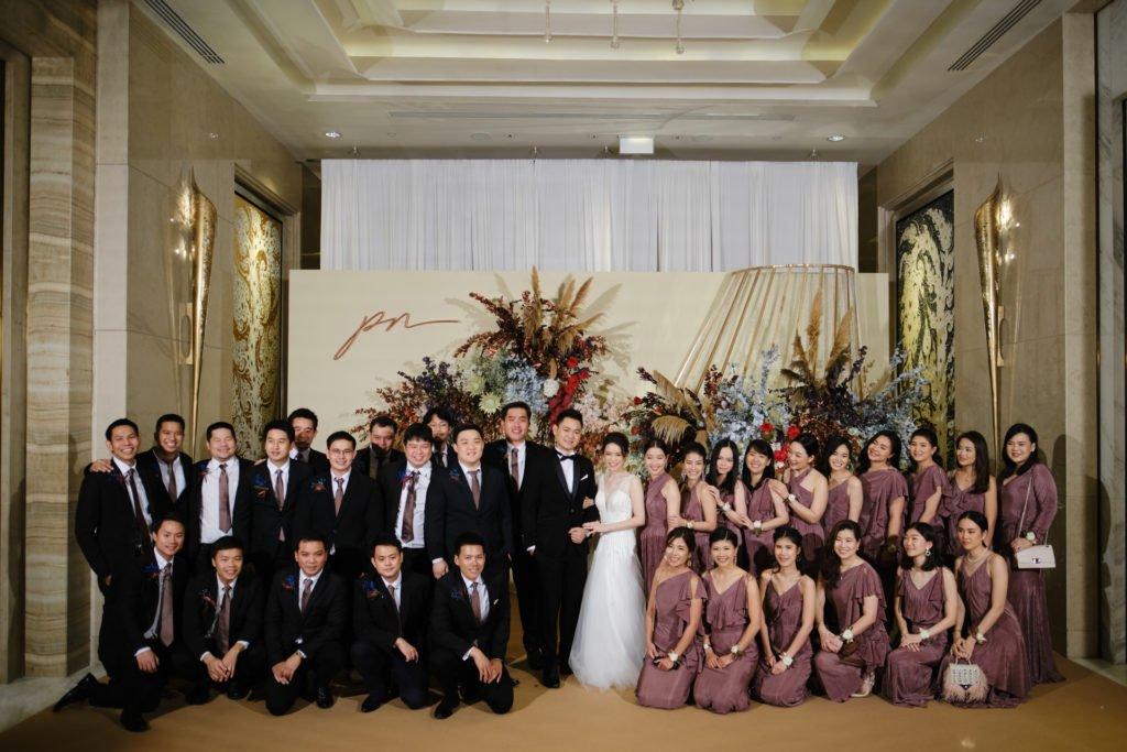 Siam Kempinski Bangkok Wedding FonNut_92