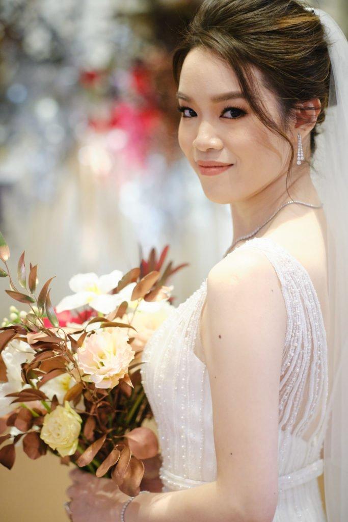 Siam Kempinski Bangkok Wedding FonNut_95