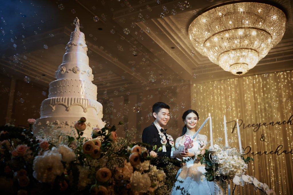 Swissotel Bangkok Ratchada Wedding PangKay_121