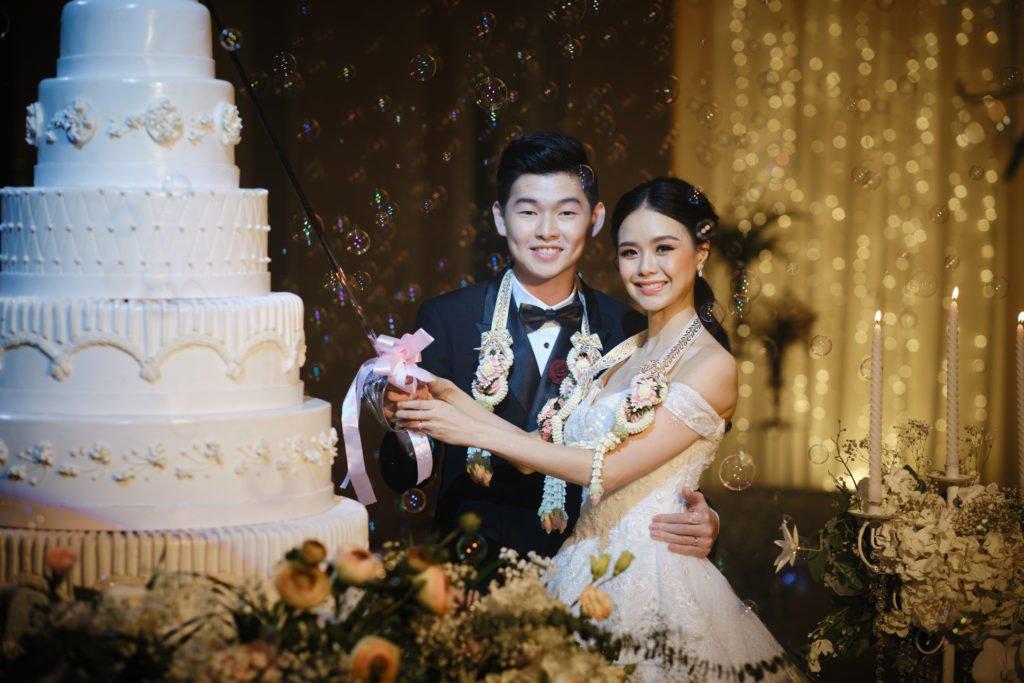 Swissotel Bangkok Ratchada Wedding PangKay_124
