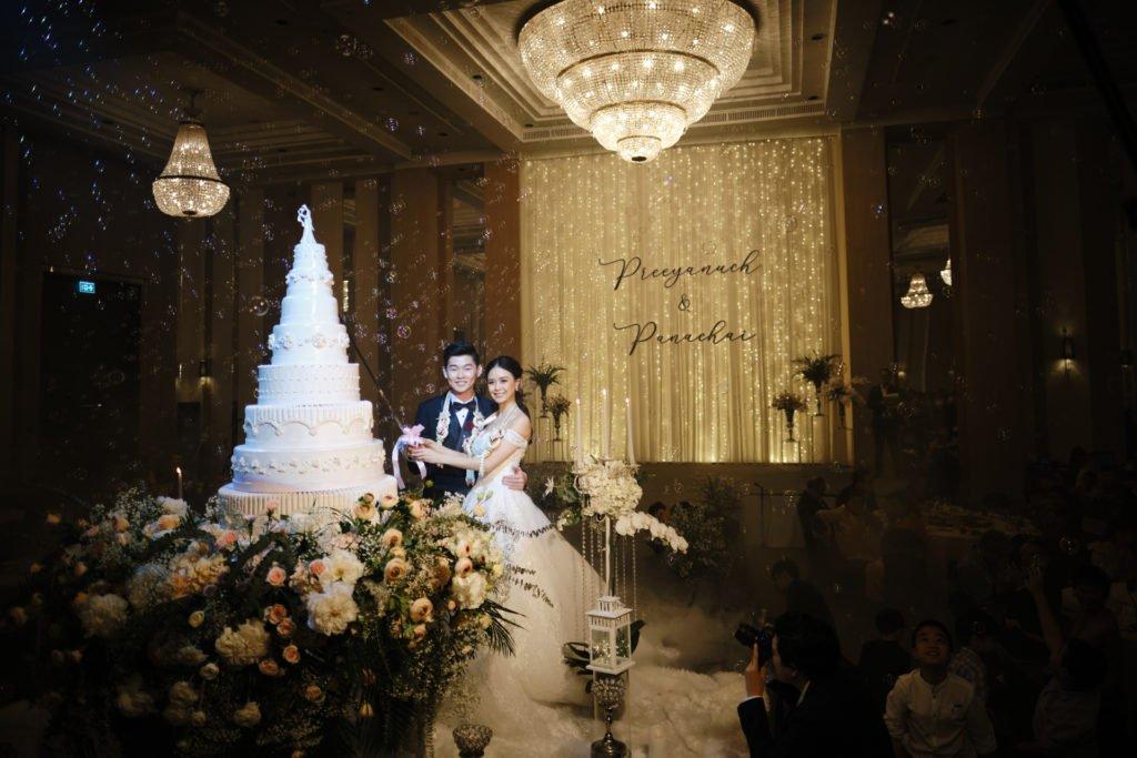 Swissotel Bangkok Ratchada Wedding PangKay_125