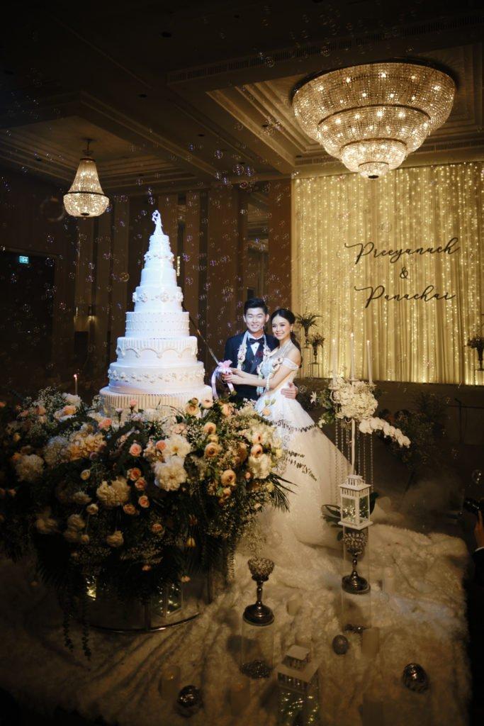 Swissotel Bangkok Ratchada Wedding PangKay_126