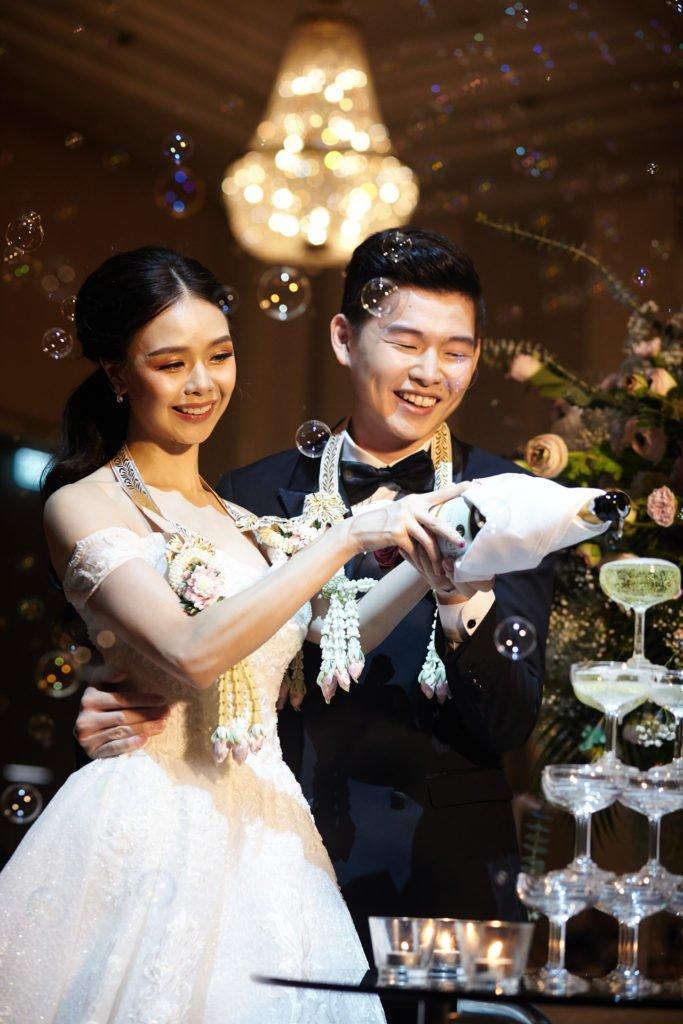 Swissotel Bangkok Ratchada Wedding PangKay_131