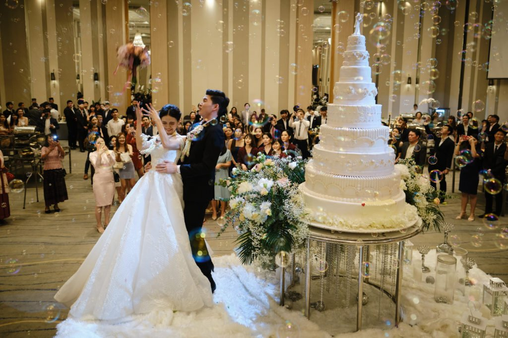 Swissotel Bangkok Ratchada Wedding PangKay_154