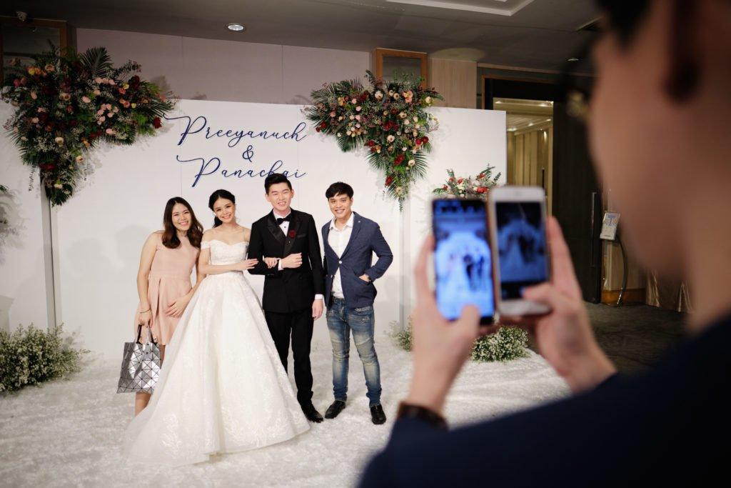 Swissotel Bangkok Ratchada Wedding PangKay_173