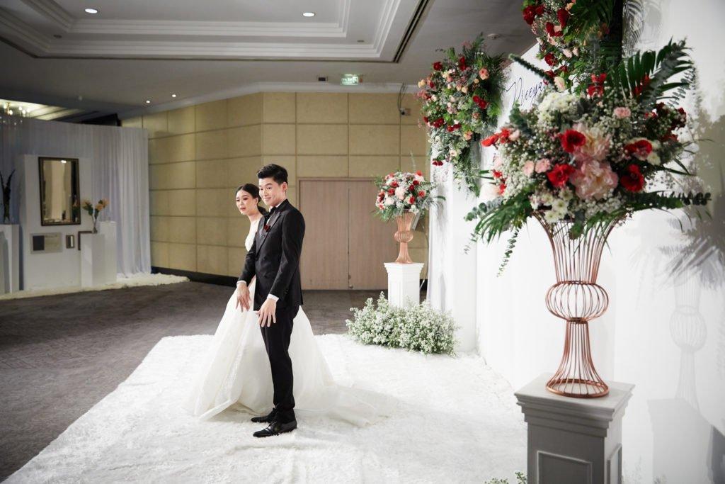 Swissotel Bangkok Ratchada Wedding PangKay_175