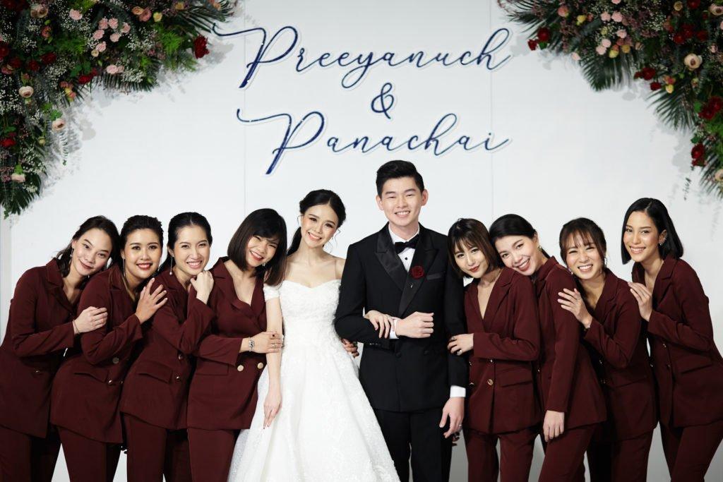 Swissotel Bangkok Ratchada Wedding PangKay_82