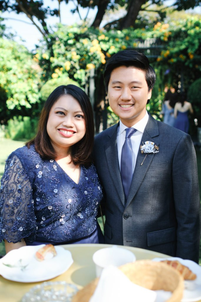 The Botanical house Wedding BessPang_108