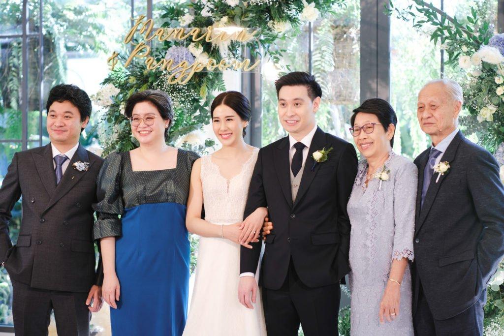The Botanical house Wedding BessPang_114