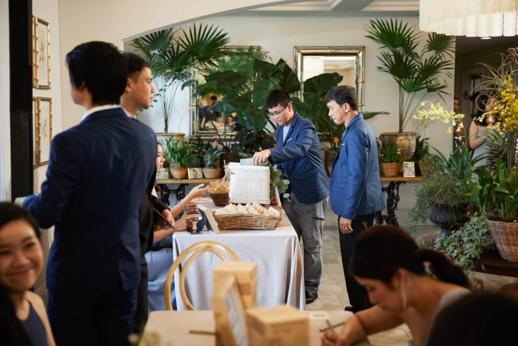 The Botanical house Wedding BessPang_117