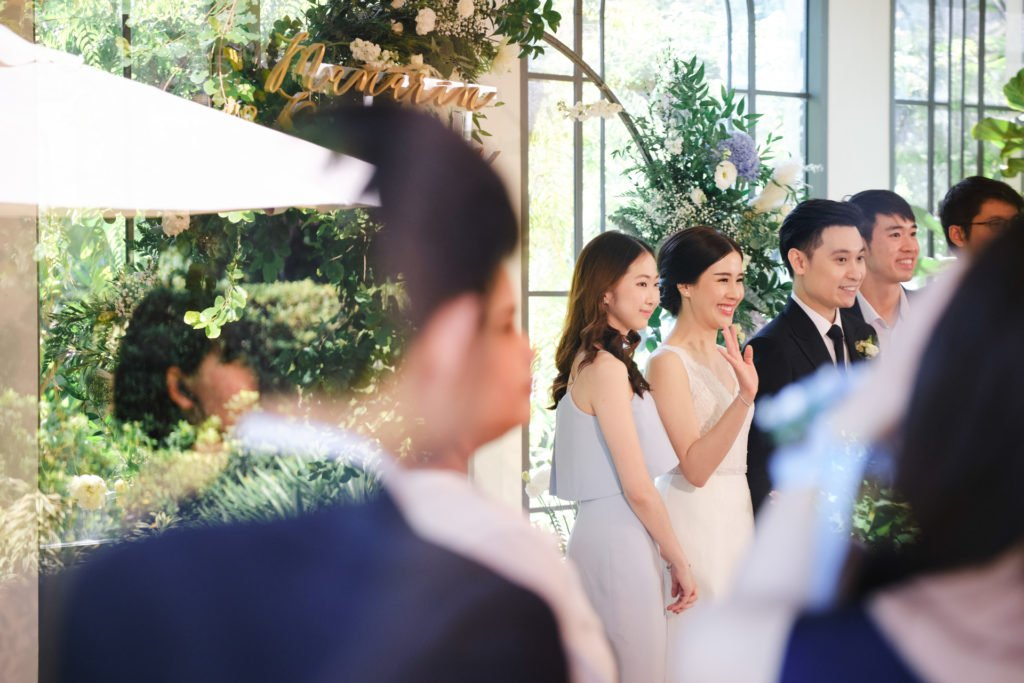 The Botanical house Wedding BessPang_123